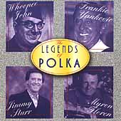 Various Artists: Legends of Polka [#1]