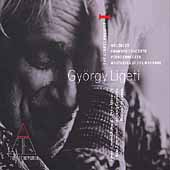 New Line - Ligeti: The Ligeti Project I / Leeuw, et al