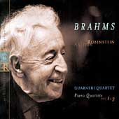 Rubinstein Collection Vol 65 - Brahms: Piano Quartets