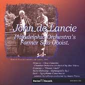 John de Lancie - Philadelphia Orchestra's Former Solo Oboist