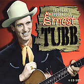 Ernest Tubb: Texas Troubadour [Box Set] [Box]