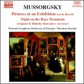 Mussorgsky: Pictures at an Exhibition, etc / Kuchar, et al