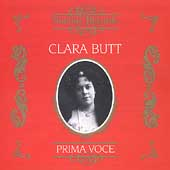 Prima Voce - Clara Butt