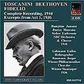 Beethoven: Fidelio / Toscanini, Bampton, Peerce, Lehmann