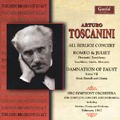 Berlioz: Romeo and Juliet, etc / Toscanini, NBC SO