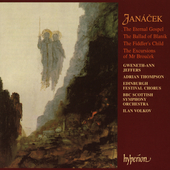 Janácek: The Eternal Gospel, etc / Volkov, Jeffers, et al