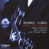 Rodney Jones: Dreams and Stories