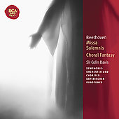 Classic Library - Beethoven: Missa Solemnis / Davis, et al
