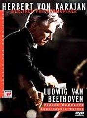 Karajan, Herbert Von / Beethoven: Violin Cto In D Major, Op. 61 [DVD]
