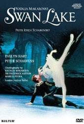 Swan Lake - London Festival Ballet [DVD]