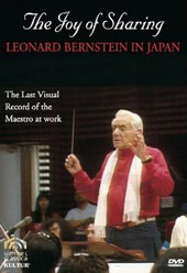 The Joy of Sharing / Leonard Bernstein in Japan [DVD]