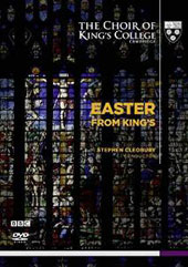 Easter from King's / Choir of King's College, Cambridge. Stephen Cleobury [6 DVD]
