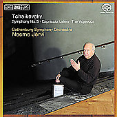 Tchaikovsky: Symphony no 5, etc / Neeme Järvi, Gothenburg SO