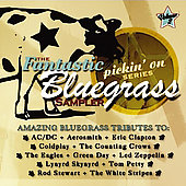 Various Artists: The Fantastic Pickin' on Series Bluegrass Sampler, Vol. 2