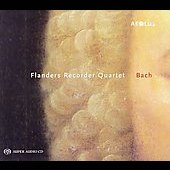 Bach / Flanders Recorder Quartet