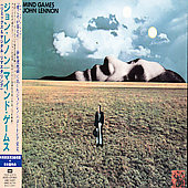 John Lennon: Mind Games [Japan CD] [Remaster]