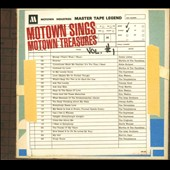 Various Artists: Motown Sings Motown Treasures