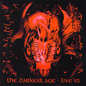 Vader (Poland): The Darkest Age: Live '93