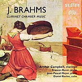 Brahms: Clarinet Chamber Music / Campbell, Renzi, et al