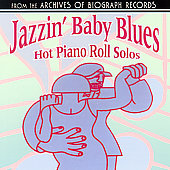 Various Artists: Jazzin' Baby Blues:Hot Piano Roll Solos