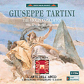 Tartini: The Violin Concertos Vol 13 / Guglielmo, et al