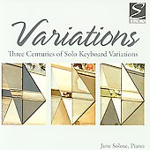 Variations - Three Centuries of Solo Keyboard Variations
