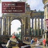 Clementi: Complete Piano Sonatas Vol 1 / Shelley