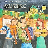 Various Artists: Putumayo Presents: Québec [Slipcase]