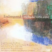 Endangered - Fennimore, Lieberson, Tann, Kennedy, Heitzeg / Marthanne Verbit