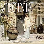 Mercadante: Virginia / Benini, Patterson, Antonucci, Clarke, Castronovo, et al