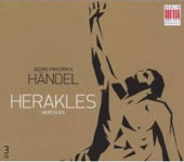 H&auml;ndel: Herakles / Hauschild, Polster, B&uuml;chner, et al