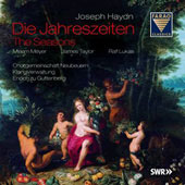 Haydn: The Seasons / Guttenberg, et al