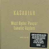 Kasabian: West Ryder Pauper Lunatic Asylum [PA] [Digipak]