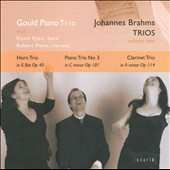 Johannes Brahms: Trios, Vol. 2