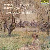 Classics- Debussy, Ravel: String Quartets/ Cleveland Quartet