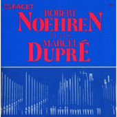 Noehren Plays Dupre