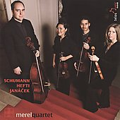 Schumann, Hefti, Janacek: String Quartets