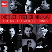 Dietrich Fischer-Dieskau: The Great EMI Recordings [11 CD]