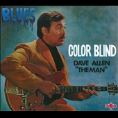 Dave Allen (60's): Color Blind *