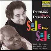 Itzhak Perlman/Oscar Peterson: Side by Side