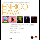Enrico Rava: The  Complete Remastered Recordings on Black Saint and Soul Note [Box]