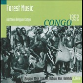 Various Artists: Forest Music: Northern Belgian Congo 1952