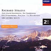 R. Strauss: Also sprach Zarathustra, Don Juan, etc / Solti