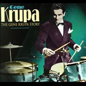 Gene Krupa: The Gene Krupa Story [Box Set]