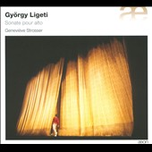 Gy&ouml;rgy Ligeti: Sonata for Viola / Strosser