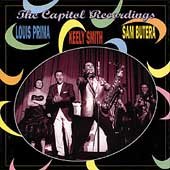 Louis Prima: The Capitol Recordings [Box]
