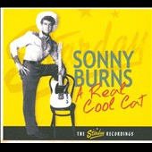 Sonny Burns: A Real Cool Cat [Digipak] *