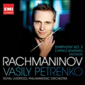 Rachmaninov: Symphony No. 3; Caprice Bohemien / Vasily Petrenko, RLPO