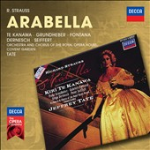 Richard Strauss: Arabella / Te Kanawa, Grundheber and Fontana
