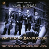 Masters of Bandoneon / Adrover, Del Curto, Federico, Marconi, Nisinman